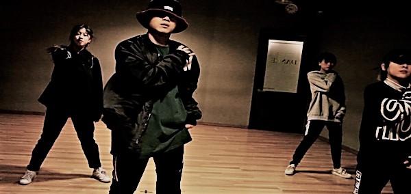 더댄스 스트릿반 수업영상