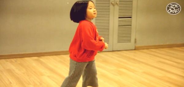 더댄스 유아반 수업영상