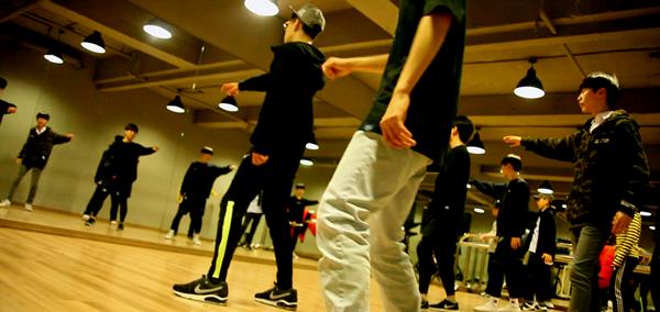더댄스 오디션전문반 수업영상