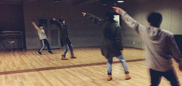 더댄스 개인레슨 수업영상