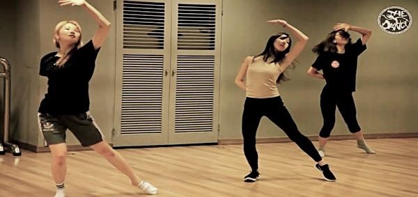 더댄스 연기특기반 수업영상